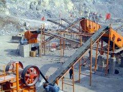 石料生产线在行业中的作用及效率