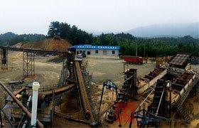 湖南时处理200吨特级砂洗砂生产线