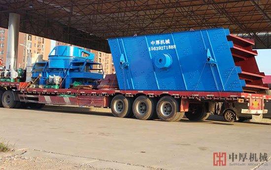 VSI新型高效冲击式制砂机厂家