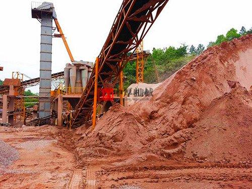石料生产线中所要配备的设备都有哪些