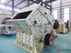 反击式制砂机运用过程中每天检查才能保证使用寿命
