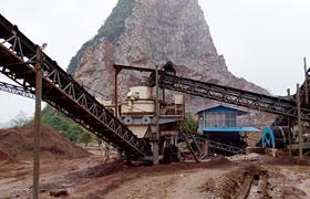 广西时产150-200制砂生产线