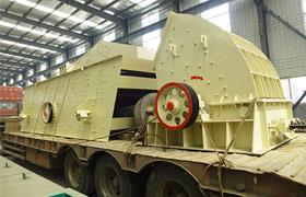 甘肃敦煌时产200吨白云石破碎生产线发货