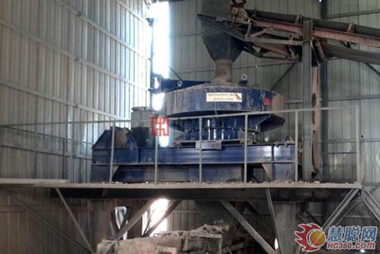 郑州鼎盛:河卵石制砂机的兴起有助于国家经济发展