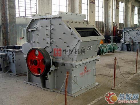 中厚机械高品质细碎机