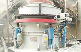 湖北英山时产300-400吨碳酸钙加工生产现场