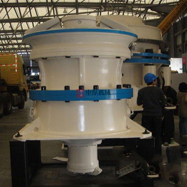 高效破碎机 DP高效液压圆锥式破碎机  高效圆锥破碎机厂家