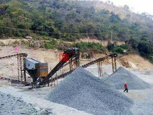 线如何防止物料飞溅    石料生产线主要是用来生产建筑用的砂石原料
