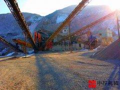 石料生产线建设的条件都有哪些