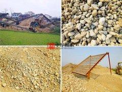 石料生产线的性能和产能都要有保障