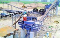 石料生产线可以解决矿石废料问题