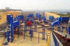 石料生产线的产量与那些因素有关