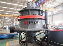 分析圆锥破碎机设备在大型生产线上的重要性